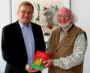 OB Starke von Bamberg erhält Märchen aus Franken